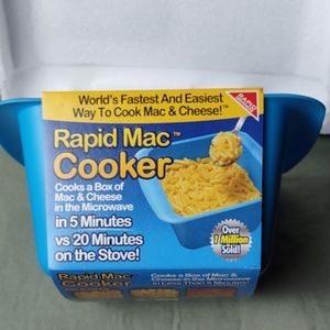 Rapid Blue Rapid Mac Cooker